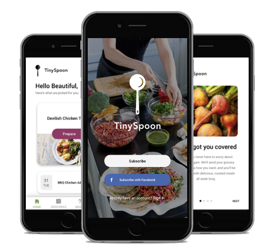Desi-Derata TinySpoon App